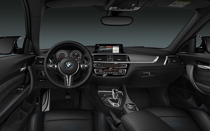 BMW M2 Competition Innenraum