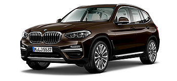 BMW X3 Modell Luxury Line