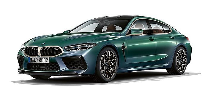BMW M8 Competition Gran Coupé First Edition