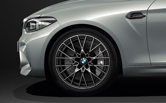 BMW M2 Competition Felge