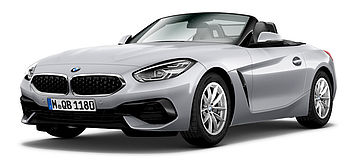 BMW Z4 Roadster Modell Advantage