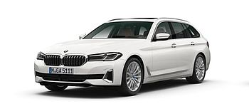 BMW 5er Touring Modell Luxury Line