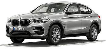 BMW X4 Modell Advantage