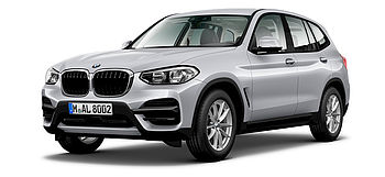 BMW X3 Modell Advantage