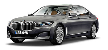 BMW 7er Modell M Exterieurdesign Pure Excellence