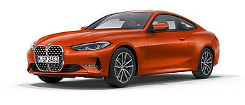 BMW 4er Coupé - Basis Modell