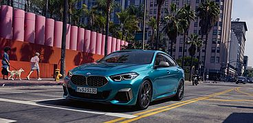 BMW 2er Gran Coupé - News