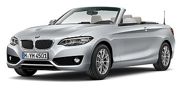 BMW 2er Cabrio Modell Advantage