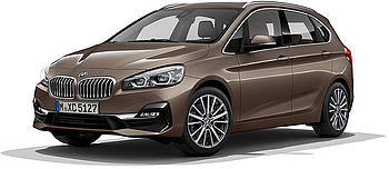 BMW 2er Active Tourer Modell Luxury Line