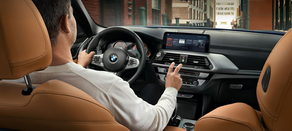 BMW X3 Innovation