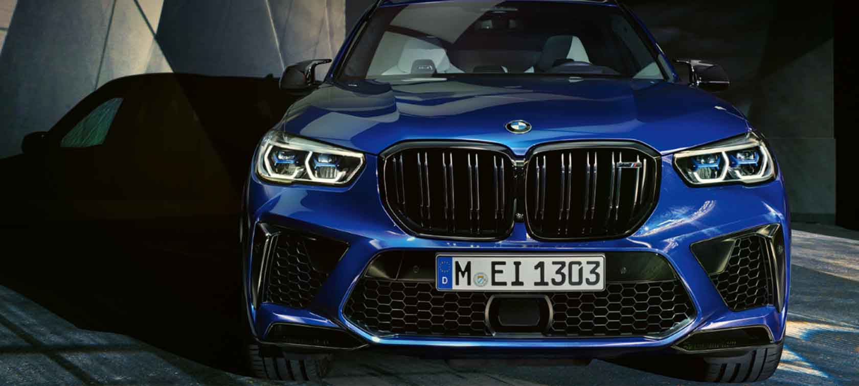 BMW X5 M Competition Frontansicht