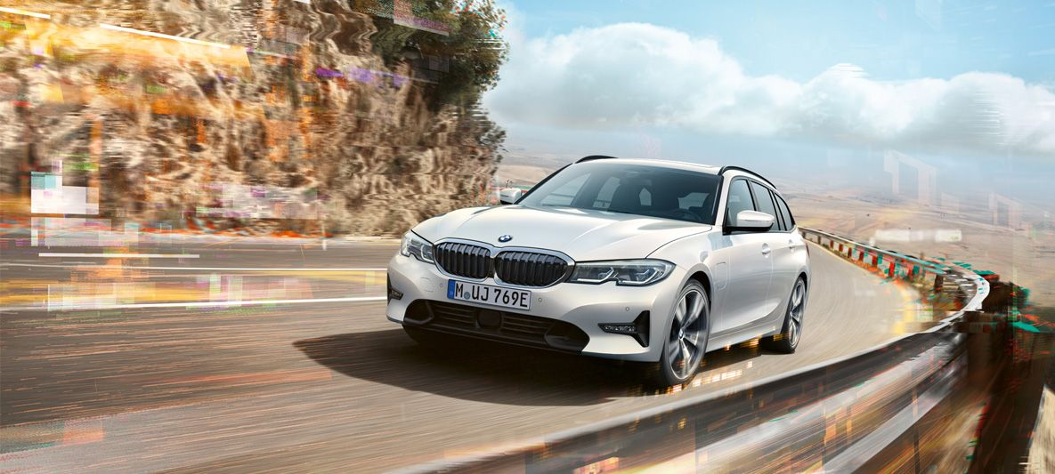 BMW 3er Touring - Plug-in-Hybrid