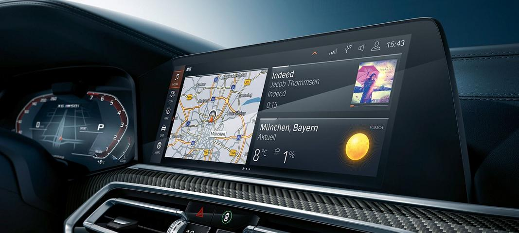BMW X6 Innovation