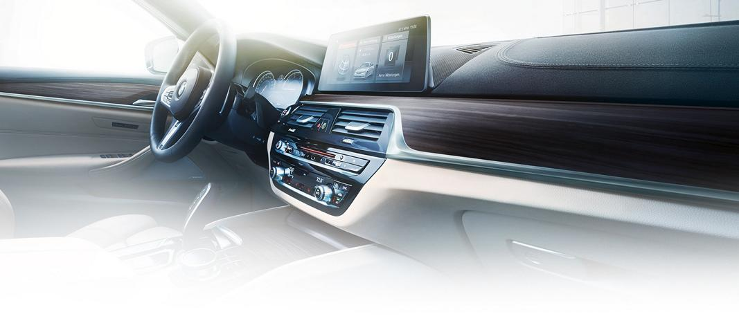 BMW 5er Touring Connectivity