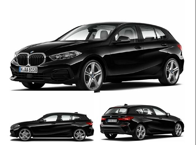 Unser Only-Summer Felgenpaket - BMW 118i
