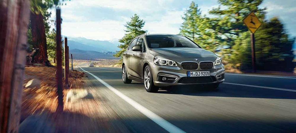 BMW 2er Active Tourer - Design