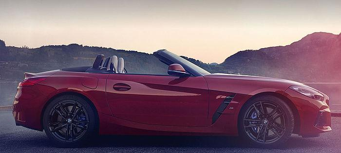 BMW Z4 Roadster Design