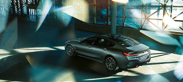 BMW 8er Gran Coupé Design