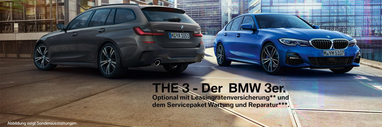 The 3 - Der BMW 3er