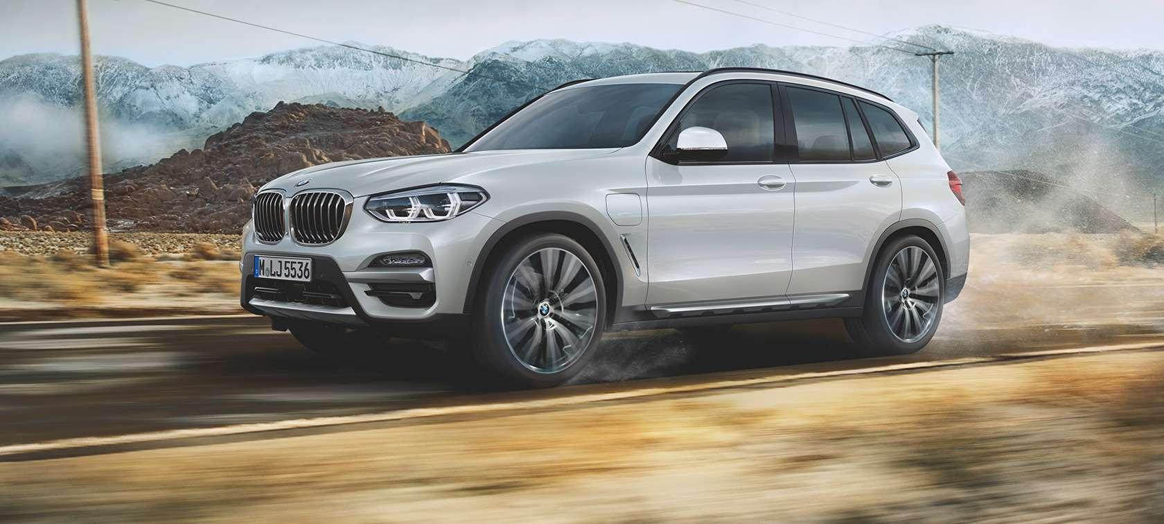 Unser Aktionsangebot: Der BMW X3 xDrive30e