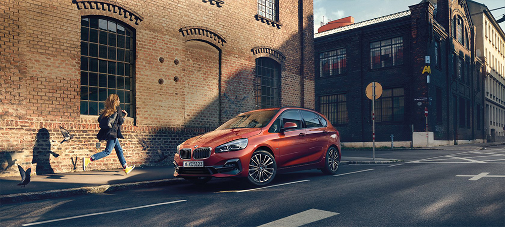 BMW 2er Active Tourer Sliderbilder