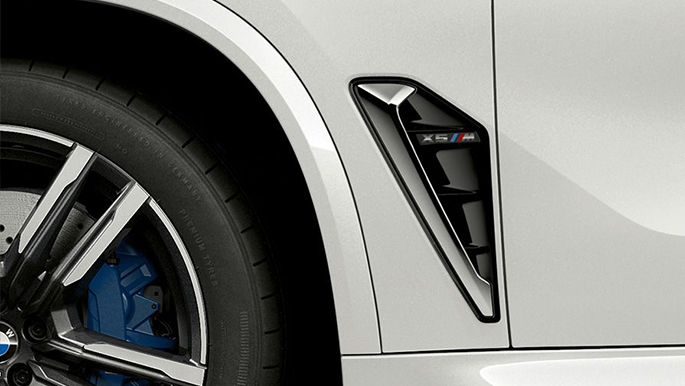 BMW X5 M Competition Performance Part